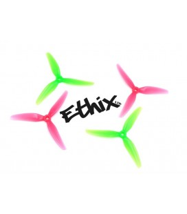 "Propellers Ethix S3 ""Watermelon"" 5X3.1X3"