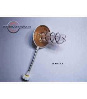 Antena LX Pro Fabrica Circular 5.8 GHz RHCP