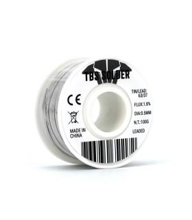 Etain TBS 100g diam 0,5mm