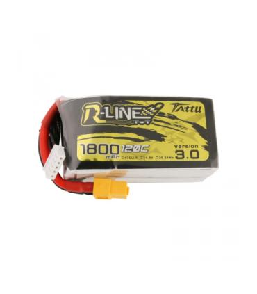 Batterie Tattu 4S 1800mAh 120C R-Line V3