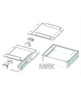 Support de servo MPX UNIVERSAL S par paire (gauche / droite)