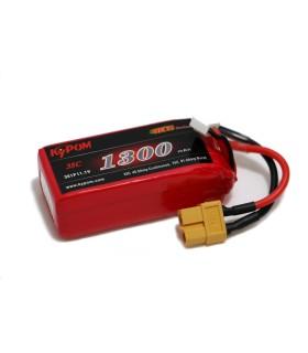 Batería LiPo KYPOM 3S 1300mAh