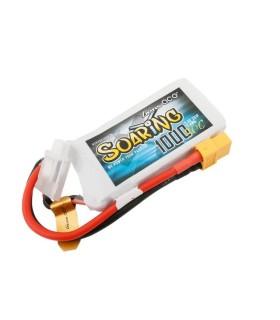 Batterie Lipo Gensace 2S1000mAh 30C Soaring