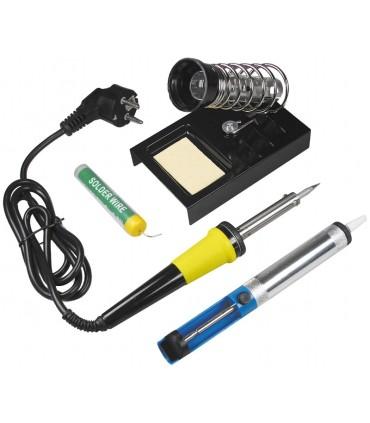 Kit soldering iron