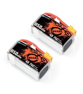 Batterie BETA FPV 4S 850mAh 75C