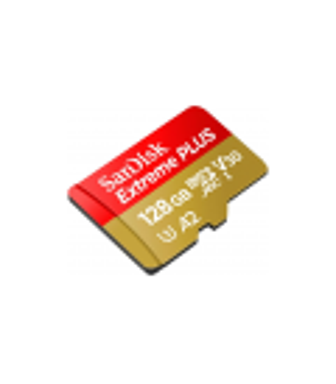 Carte Micro SD Sandisk microSD EXT PLUS 128Go