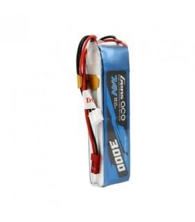 Batterie Lipo RX 2S 3000mAh 2C Gensace