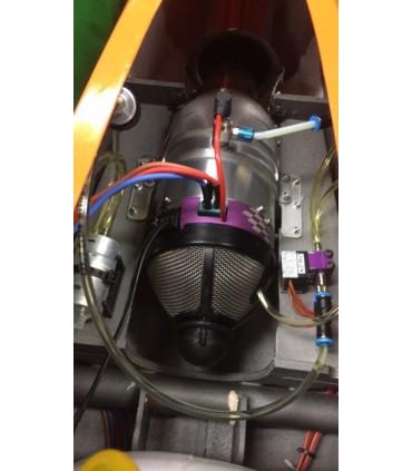 Kit Jet RC Wizard S Basic ZN-LINE