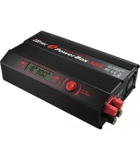 Alimentation stabilisée E-Powerbox 30A 12V-18V avec USB 5V Hitec (540W)