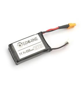 EACHINE Batterie LiPo 3S 550 mAH 40C pour Lizard 95