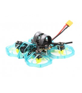 Drone Whoop Tron 80 HD Tmotor bleu