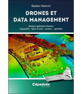 Livre Cepadues DRONES ET DATA MANAGEMENT