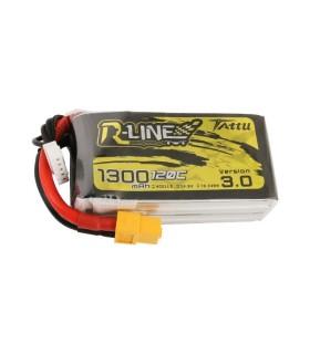 Batterie lipo 4S 1300 120C V3